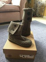 Ugg Boots - Kids Size 4 in St. Charles, Illinois