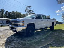 2015 CHEVY SILVERADO 2500HD CREW CAB 4X4 in Wilmington, North Carolina