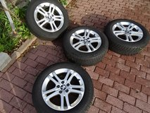 4 Winterwheels 16 inch fitting Peugeot 508 from 2014 up in Ramstein, Germany