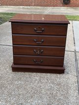 Heavy Two Drawer Locking File Cabinet in Kingwood, Texas