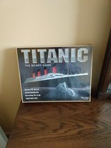 titanic the board game in Batavia, Illinois