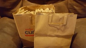 Free paper grocery bags in Batavia, Illinois