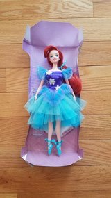 Princess Ariel Barbie doll in Chicago, Illinois