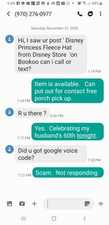 Warning!  Google Code Scam! in St. Charles, Illinois