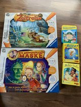 2 tiptoi and 3 HABA Games in Ramstein, Germany