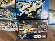 Lego set 7 boxes in Ramstein, Germany
