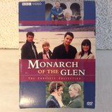 Monarch of the Glen Complete box set 1-7 seasons DVD in Yucca Valley, California