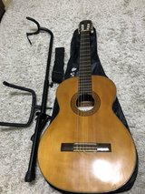 Vintage Kiso Suzuki No.60 Classical Guitar in Okinawa, Japan