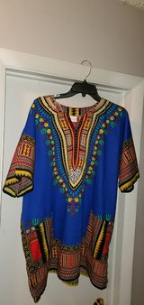 West African Dashiki in Colorado Springs, Colorado