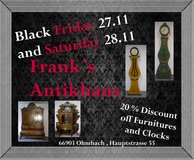 Black FRIDAY and SATURDAY 27 and 28.11.2020 in Ramstein, Germany