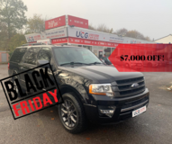 2017 Expedition Black Friday Special! in Ramstein, Germany