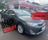 2012 Toyota Camry Black Friday Special in Ramstein, Germany