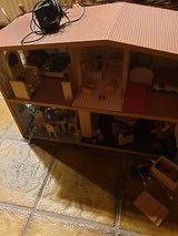 Dollhouse unique self made with lots of parts in Ramstein, Germany