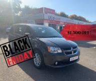 2019 Dodge G. Caravan Black Friday Special in Ramstein, Germany