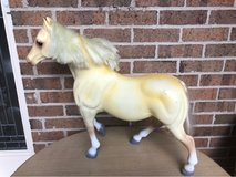 Large Tan Toy Horse in Naperville, Illinois
