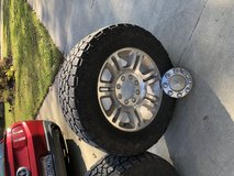 Tires and wheels in Fort Polk, Louisiana
