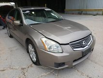 2007 Nissan Maxima SE 3.5L Leather Interior in DeRidder, Louisiana