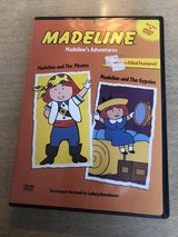 Madeline's Adventures DVD in Naperville, Illinois