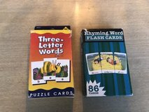 Early reading, spelling flashcards in Naperville, Illinois