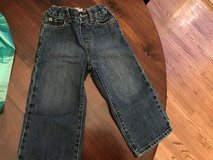 Boys LEE jeans.  Size 2T loose fit.  Lot 132 in Bolingbrook, Illinois