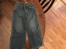 Boys LEE jeans size 4T loose.  Lot 133 in Bolingbrook, Illinois