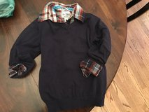 Boys Sweater/Shirt combo children's place.  3T.  Lot 134 in Bolingbrook, Illinois