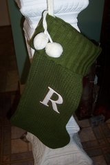 """R"" stocking in Kingwood, Texas"