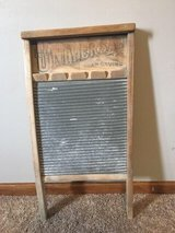 Vintage National Washboard Company No 134 in Bolingbrook, Illinois