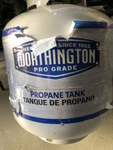 propane tank to refill in Ramstein, Germany