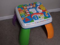 Fisher Price Musical Play Table in Houston, Texas