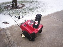 Toro CCR2000 Snow Blower in Wheaton, Illinois