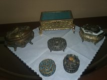 Jewelry Boxes bundle in The Woodlands, Texas