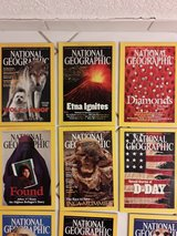 National Geographic Magazine 2002 in Ramstein, Germany