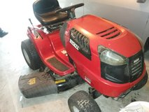 Riding lawn mower in Conroe, Texas