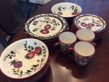 Oneida 21 pieces plates set in Kingwood, Texas