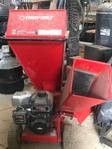 Troybilt Chipper in DeRidder, Louisiana