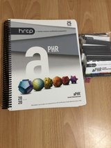 aPHR prep book in Ramstein, Germany