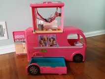 Barbie Pop-Up Camper in Chicago, Illinois
