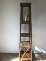 Tower Clothes Stand with Mirror in Bolingbrook, Illinois