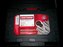 25 pc. craftsman tool set - new in Fort Knox, Kentucky