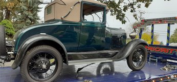 1928 Ford Model A in Naperville, Illinois
