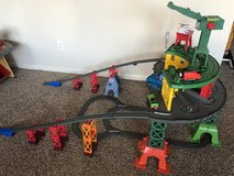 Thomas and Friends Super Station in Travis AFB, California
