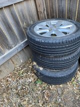 225/55/R18 DEFINITY HP100 TIRES X3 (GREAT TREAD) in Fort Riley, Kansas