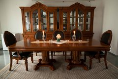 Traditional Dining Room Set - 75% Off in Ramstein, Germany