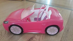 BARBIE Cabrio in Ramstein, Germany