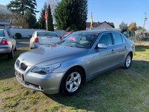 Model 2004 BMW 520i,Automatik,New Inspection+Warranty in Ramstein, Germany