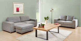 United Furniture - Jemeppe - Sofa + Loveseat including delivery in Spangdahlem, Germany
