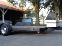 Tilt Car Trailer in Fort Lewis, Washington