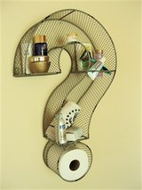 Personal Toiletries Wall Hanger / Shelf in San Antonio, Texas