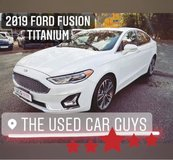 2019 Ford Fusion Titanium in Ramstein, Germany